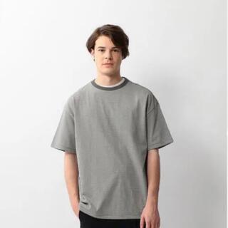 スティーブンアラン(steven alan)のSteven Alan クルーネックTシャツ(Tシャツ/カットソー(半袖/袖なし))