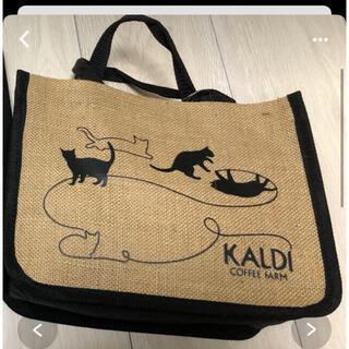 カルディ(KALDI)のカルディ 猫の日バッグ 未使用(トートバッグ)