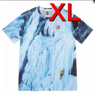 シュプリーム(Supreme)のSupreme®/The North Face® Ice Climb Tee(Tシャツ/カットソー(半袖/袖なし))