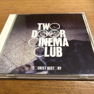 TWODOORCINEMACLUB /tourist history(映画音楽)