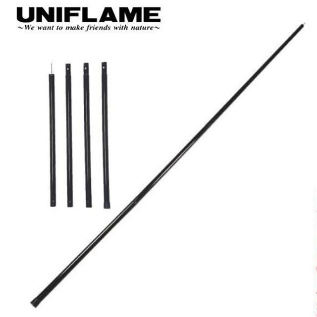 UNIFLAME(ユニフレーム)のUNIFLAME REVO ユニフレーム ポール タープポール スポーツ/アウトドアのアウトドア(テント/タープ)の商品写真