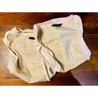 ニシマツヤ(西松屋)の布オムツカバー 数回使用 90〜95センチバスター様(ベビーおむつカバー)