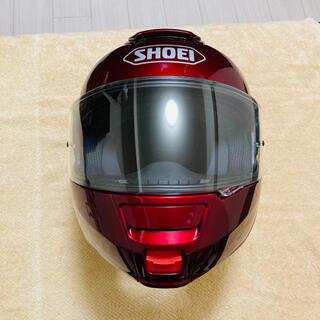 SHOEI NEOTEC ネオテック Sサイズ 美品(ヘルメット/シールド)