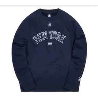 キース(KEITH)のKITH FOR MAJOR LEAGUE ヤンキースCREWNECK(スウェット)