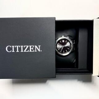 CITIZEN - CITIZEN AS1505-58E ソーラー 電波時計