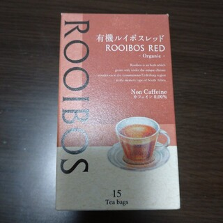 セイカツノキ(生活の木)の生活の木 有機ルイボスレッド 15p入り(茶)