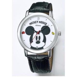 ミッキーマウス - 【新品】ミッキーマウス  大人腕時計