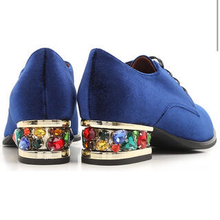 ジェフリーキャンベル(JEFFREY CAMPBELL)のvelvet bijou shoes(ハイヒール/パンプス)