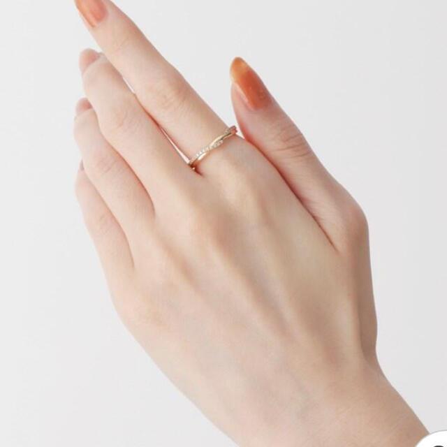 COCOSHNIK(ココシュニック)のココシュニックリング レディースのアクセサリー(リング(指輪))の商品写真