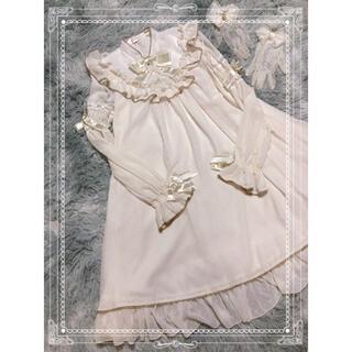 アンジェリックプリティー(Angelic Pretty)のangelic pretty fairy taleワンピ 最終値下げ(ひざ丈ワンピース)