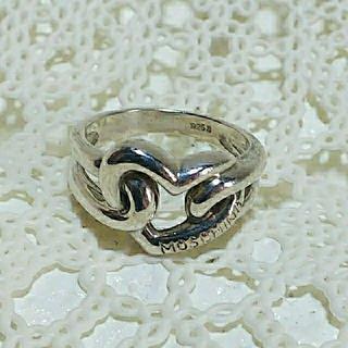 モスキーノ(MOSCHINO)のモスキーノ ハートリング(リング(指輪))