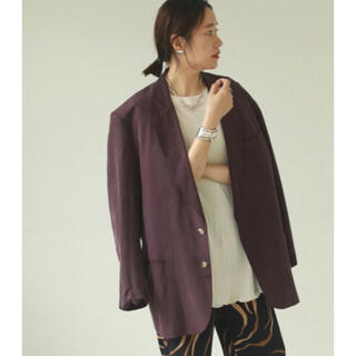 TODAYFUL -  TODAYFULトゥデイフル Satin Over Jacket
