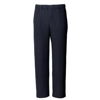 イッセイミヤケ(ISSEY MIYAKE)のHOMME PLISSE ISSEY MIYAKE BASICS pants(スラックス)