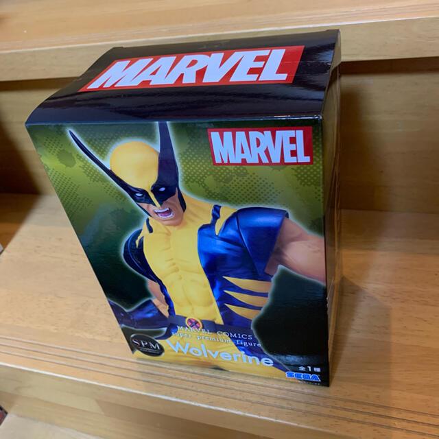 MARVEL(マーベル)のMARVEL スーパープレミアムフィギュア ウルヴァリン ウルバリン ハンドメイドのおもちゃ(フィギュア)の商品写真