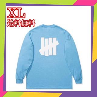 アンディフィーテッド(UNDEFEATED)のUNDEFEATED ICON L/S TEE アンディー ロンTee XL(Tシャツ/カットソー(七分/長袖))