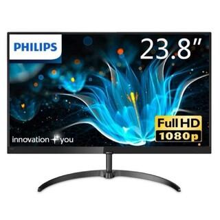 フィリップス(PHILIPS)の新品未開封 フルHD23.8型 ディスプレイ 241E9/11  5年保証(ディスプレイ)