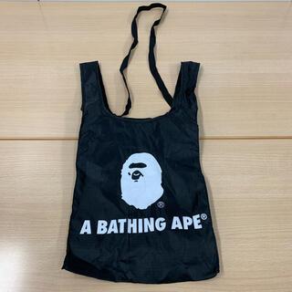 アベイシングエイプ(A BATHING APE)のA BATHING APE   バカップルバッグ エコバッグ 2wayバッグ  (エコバッグ)