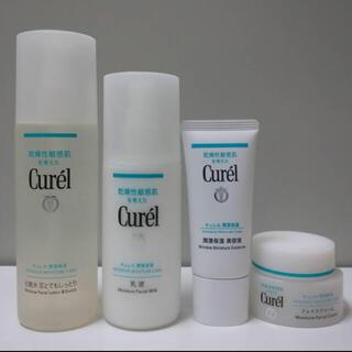 Curel - キュレル スキンケア 4点セット