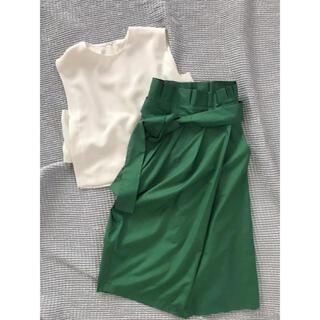 ラウンジドレス(Loungedress)のラウンジドレス(ひざ丈スカート)