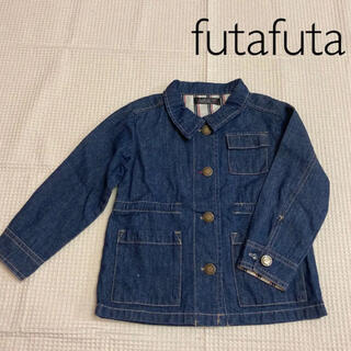 futafuta - 未使用!!95⚘⚘⚘futafuta フタフタ●Gジャン デニムジャケット