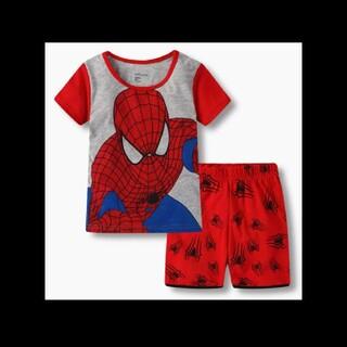 MARVEL - スパイダーマン パジャマ 半袖