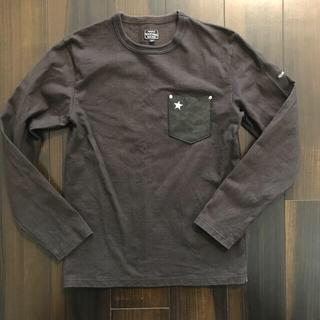 ショット(schott)の吉さま専用 ショット ワンスターロングTシャツ サイズS(Tシャツ/カットソー(七分/長袖))