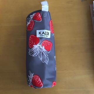 カルディ(KALDI)のカルディ いちごバック(日用品/生活雑貨)