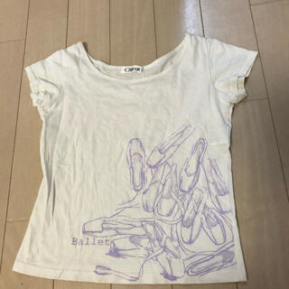 チャコット(CHACOTT)のチャコット Tシャツ 150cm(ダンス/バレエ)