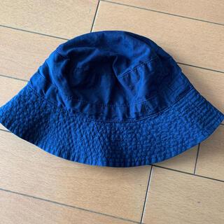 プチバトー(PETIT BATEAU)の未使用 プチバトー 帽子 86cm(その他)