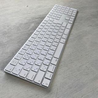 アップル(Apple)のApple Magic KeyBoard 10KEY jis(PC周辺機器)