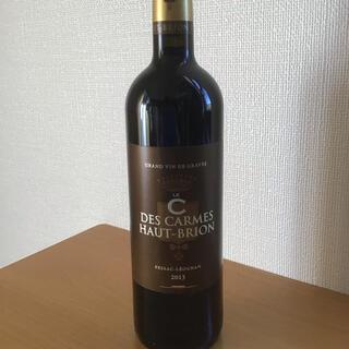 ル・セー・デ・カルム・オー・ブリオン (2013)  フランス産 赤ワイン(ワイン)