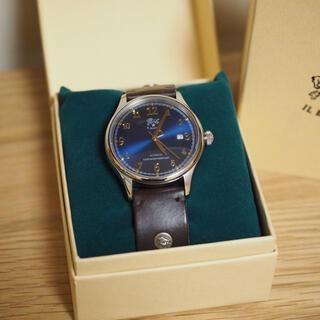 イルビゾンテ(IL BISONTE)のイルビゾンテ  腕時計 自動巻き(腕時計)