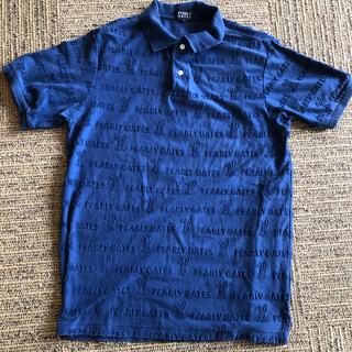 パーリーゲイツ(PEARLY GATES)のPEARLY GATES パーリーゲイツ ポロシャツ ゴルフウエア 半袖Tシャツ(ポロシャツ)