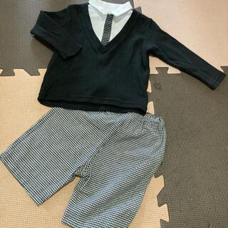 ニシマツヤ(西松屋)の正装 80(セレモニードレス/スーツ)