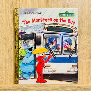 セサミストリート(SESAME STREET)の英語絵本 洋書 セサミストリート The Monsters on the Bus(絵本/児童書)