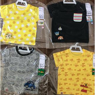 ユニクロ(UNIQLO)の新品 ユニクロ Tシャツ いないいないばぁ ガラピコぷー レゴ(Tシャツ)