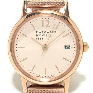 MARGARET HOWELL - マーガレットハウエル 腕時計 - レディース