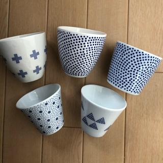 ニッコー(NIKKO)のNlKKO フリーカップ5個(食器)