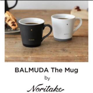 バルミューダ(BALMUDA)のBALMUDA Store Noritake コラボ限定マグカップ(食器)