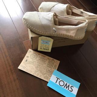 TOMS - 未使用☆TOMS