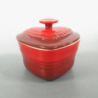 ルクルーゼ(LE CREUSET)のルクルーゼ 食器新品同様  ココット/ハート(その他)