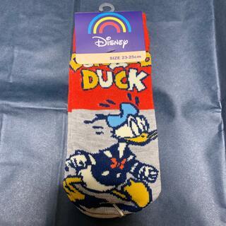 ディズニー(Disney)のドナルド 靴下(靴下/タイツ)