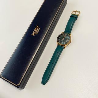 ビューティアンドユースユナイテッドアローズ(BEAUTY&YOUTH UNITED ARROWS)のHENRY LONDON 腕時計(腕時計)