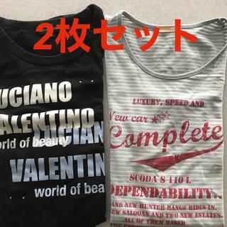 半袖Tシャツ 2枚セット(Tシャツ(半袖/袖なし))