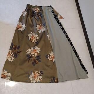 リミットレスラグジュアリー(LIMITLESS LUXURY)の【値下げ】Limitless Luxuryロングスカート(ロングスカート)