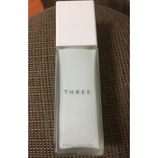 スリー(THREE)のTHREE エミングエマルジョン〈乳液100ml〉(乳液/ミルク)