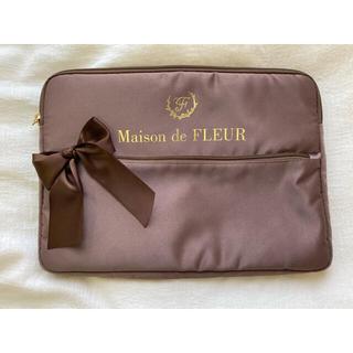 メゾンドフルール(Maison de FLEUR)の☆本日限定お値下げ☆メゾンドフルール サテンリボンPCケース(その他)