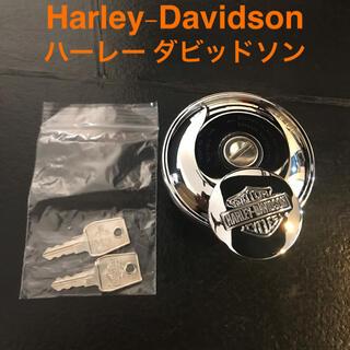 ハーレーダビッドソン(Harley Davidson)の最新 2021年式 ハーレー 純正品 フュエルキャップ タンク(装備/装具)