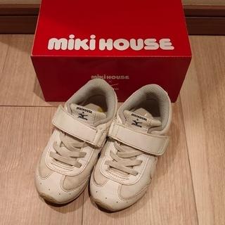 ミキハウス(mikihouse)のミキハウス  16cm(スニーカー)