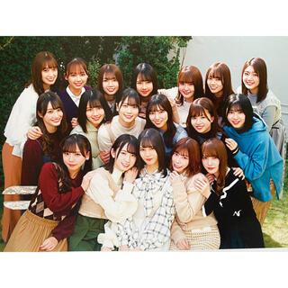 ノギザカフォーティーシックス(乃木坂46)の日向坂46 A3 非売品 ポスター(アイドルグッズ)